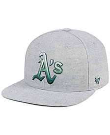 '47 Brand Oakland Athletics Falton Snapback Cap