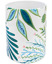 Dena Tropical Wastebasket