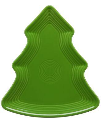 Shamrock Tree Plate