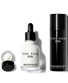 Bobbi Brown 3-Pc. Nourish & Glow Extra Skincare Set