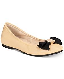 Tali Bow Ballet Flats