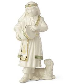 Lenox First Blessings Drummer Boy Figurine