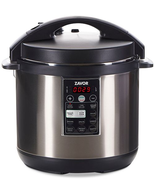 306b8a019 ZAVOR LUX 8-Qt. Multi-Cooker   Reviews - Small Appliances - Kitchen ...