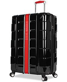 """Steve Madden Street 28"""" Hardside Expandable Spinner Suitcase"""