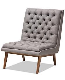 Rennate Lounge Chair, Quick Ship
