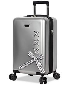 "Urban Bohemia 20"" Hardside Carry-On Spinner Suitcase"