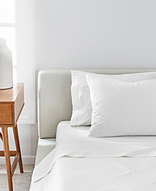 Splendid Washed Percale Twin Sheet Set