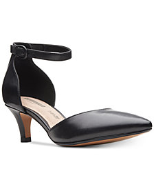 Clarks Collection Women's Linvale Edyth Pumps