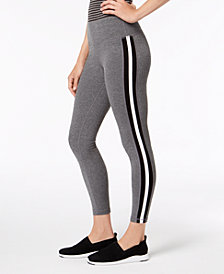 Ideology Varsity Leggings, Created for Macy's