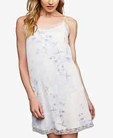 A Pea In The Pod Babydoll Clip-Down Nursing Nightgown