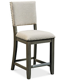 Omaha Bar Stool (Set of 2), Quick Ship