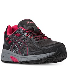 Women's GEL-Venture 6 Trail Running Sneakers from Finish Line