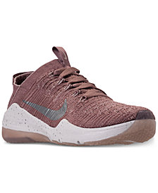 Nike Women's Air Zoom Fearless Flyknit 2 LM Running Sneakers from Finish Line