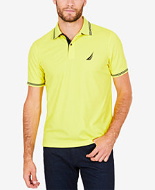 Nautica Men's Tech Classic-Fit Polo