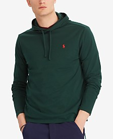 Polo Ralph Lauren Men's Jersey Lightweight Hoodie