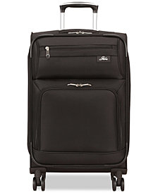 "Skyway Sigma 5 21"" Softside Carry-On Expandable Spinner Suitcase"