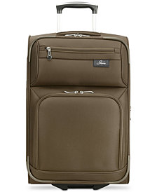 "Skyway Sigma 5 21"" Wheeled Softside Expandable Carry-On Suitcase"
