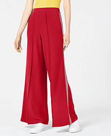 PROJECT 28 NYC  Wide-Leg Pull-On Pants