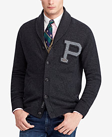 Polo Ralph Lauren Men's Big & Tall Shawl Cardigan