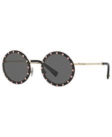 Sunglasses, VA2010B 52