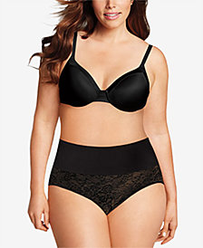 Maidenform Curvy Tame Your Tummy Tailored Brief DM0055