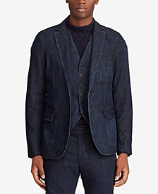 Polo Ralph Lauren Men's Morgan Denim Suit Jacket
