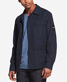 DKNY Men's Classic-Fit Utility Jacket