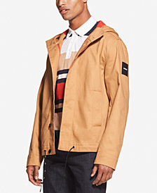 DKNY Men's Hooded Jacket