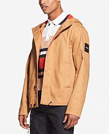 DKNY Men's Hooded Jacket