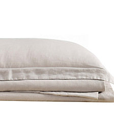 Brooklyn Loom Flax Linen Queen Sheet Set