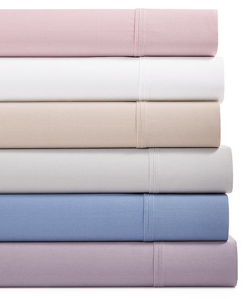 Sunham CLOSEOUT! Rest 4-Pc. Sheet Sets, 450 Thread Count Cotton