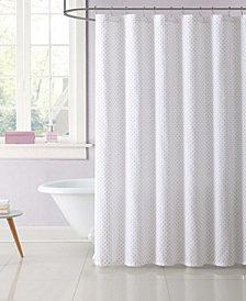 Laura Hart Kids Dot Shower Curtain