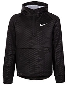 Nike Toddler Boys Therma-FIT Half-Zip Hoodie