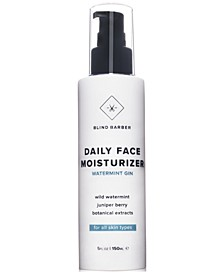 Watermint Gin Daily Face Moisturizer, 5-oz.