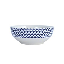 Mikasa Lavina White Vegetable Bowl