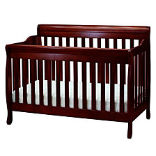 Alice 4-in-1 Crib, Cherry
