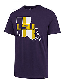 '47 Brand Men's LSU Tigers Regional Super Rival T-Shirt