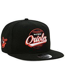 New Era Baltimore Orioles Vintage 9FIFTY Snapback Cap