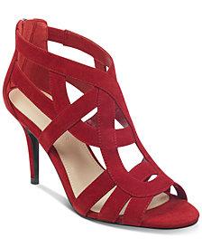 Marc Fisher Nala Mid Heel Evening Sandals