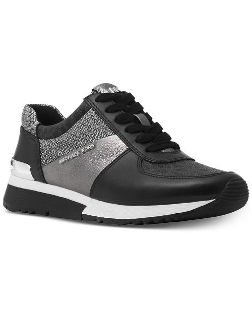 32443c43 Michael Kors Allie Trainer Sneakers; Michael Kors Allie Trainer Sneakers ...