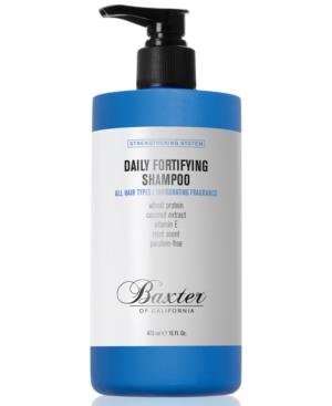 Baxter Of California Daily Fortifying Shampoo, 16-oz.
