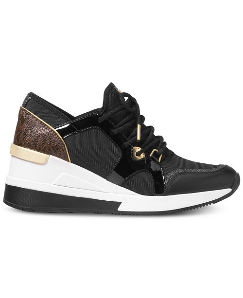 37e8d7f7952 Michael Kors Liv Trainer Sneakers & Reviews - Athletic Shoes ...