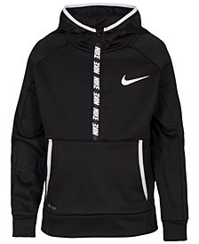 Nike Little Boys Therma-FIT Half-Zip Hoodie