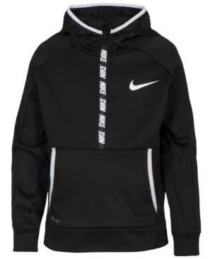 Nike Little Boys Thermafit HalfZip Hoodie