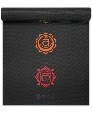Gaiam Premium 6mm Yoga Mat