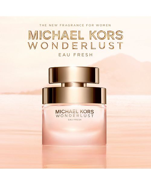 9094657fb304 Michael Kors Wonderlust Eau Fresh Fragrance Collection   Reviews ...