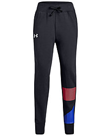 Under Armour Big Girls Rival Jogger Pants