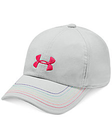 Under Armour Big Girls Twisted Renegade Cap