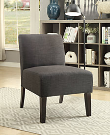 Accent Chair, Ash Black