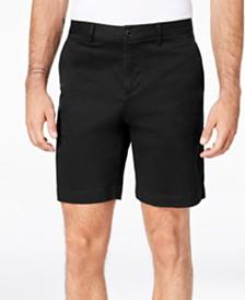 "Lacoste Men's Classic-Fit Stretch Twill 8.5"" Bermuda Shorts"